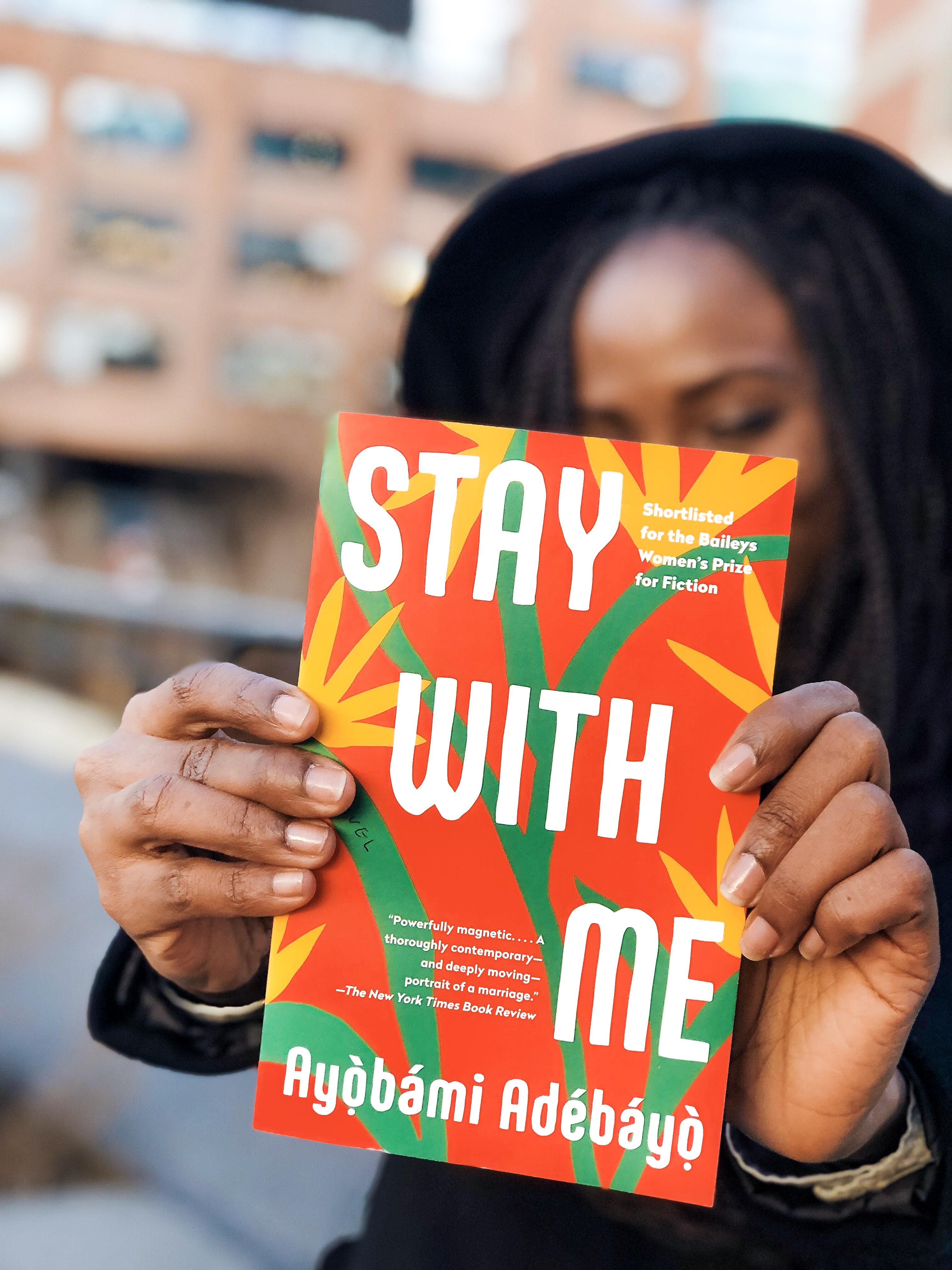 Stay With Me by Ayòbámi Adébáyò