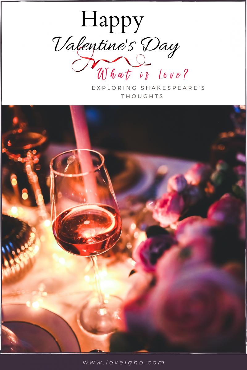 Happy Valentine's Day | Me vs. Shakespeare