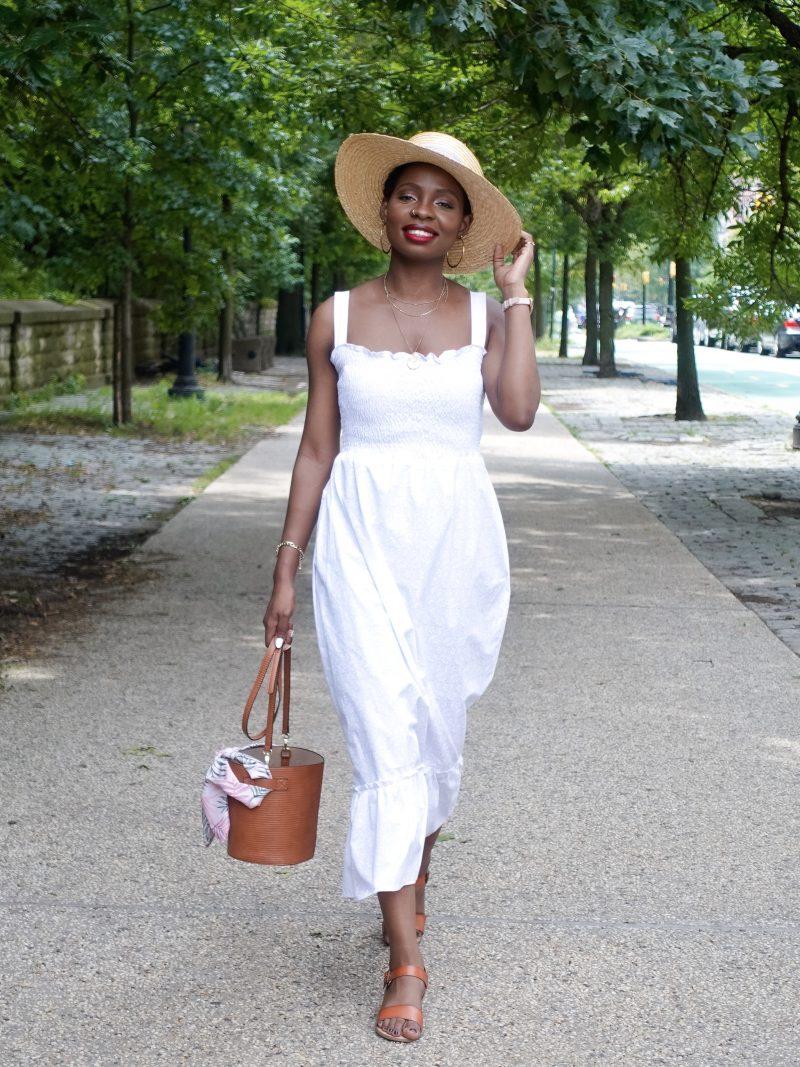 DIY Summer Dress From Scratch